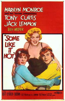 Some Like It Hot อรชรอ้อนรัก (1959)