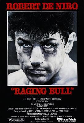 Raging Bull นักชกเลือดอหังการ์ (1980)