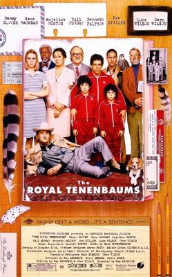 The Royal Tenenbaums เดอะ รอยัล เทนเนนบาว์ม ครอบครัวสติบวม (2001)