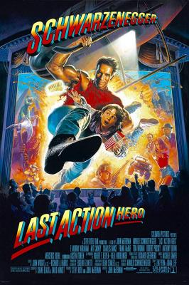 Last Action Hero คนเหล็กทะลุมิติ (1993)