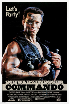 Commando คอมมานโด (1985)