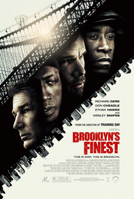 Brooklyns Finest ตำรวจระห่ำพล่านเขย่าเมือง (2009)