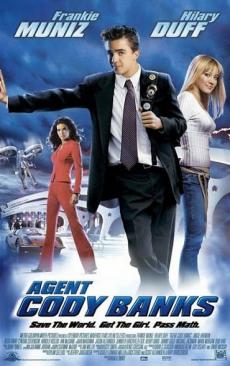 Agent Cody Banks 1 เอเย่นต์ โคดี้แบงค์ ภาค 1: พยัคฆ์หนุ่มแหวกรุ่น (2003)