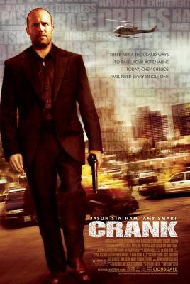 Crank 1 คนโคม่า วิ่ง คลั่ง ฆ่า ภาค1 (2006)