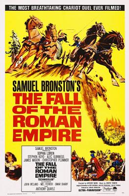 The Fall of the Roman Empire อาณาจักรโรมันถล่ม (1964)