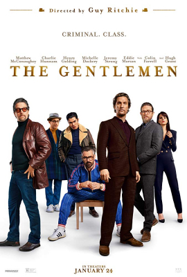 The Gentlemen สุภาพบุรุษมาหากัญ (2020)