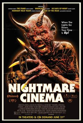 Nightmare Cinema โรงหนังแห่งฝันร้าย (2018)