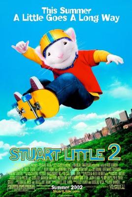 Stuart Little2: สจ๊วต ลิตเติ้ล เจ้าหนูแสนซน ภาค2 (2002)
