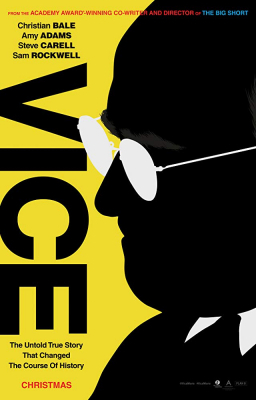Vice รองประธานาธิดีเขย่าโลก (2018)