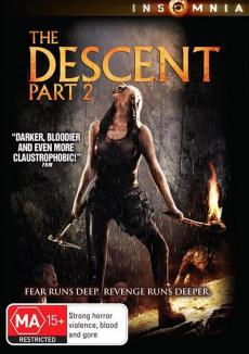 The Descent: Part 2 หวีดมฤตยูขย้ำโลก ภาค 2 (2009)