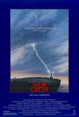 Short Circuit คนครับ ผมเป็นคน (1986)