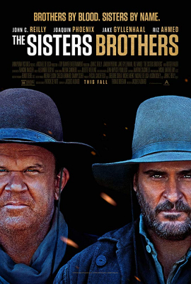The Sisters Brothers พี่น้องนักฆ่า นามว่าซิสเตอร์ (2018)