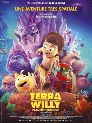 Terra Willy: Unexplored Planet เทียร่า วิลลี่ ดาวเคราะห์ที่ยังไม่ได้สํารวจ (2019)