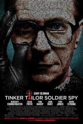 Tinker Tailor Soldier Spy ถอดรหัสสายลับพันหน้า (2011)