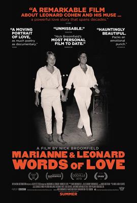Marianne & Leonard: Words of Love การพูดของความรัก (2019)