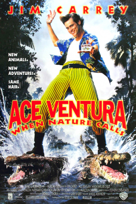 Ace Ventura 2: When Nature Calls ซุปเปอร์เก๊กกวนเทวดา ภาค2 (1995)