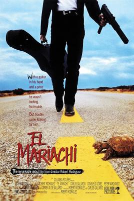 El mariachi 1: ไอ้ปืนโตทะลักเดือด ภาค 1 (1992)
