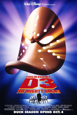 The Mighty Ducks3 ขบวนการหัวใจตะนอย ภาค3 (1996)