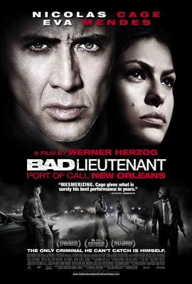 Bad Lieutenant: Port of Call New Orleans เกียรติยศคนโฉดถล่มเมืองโหด (2009)
