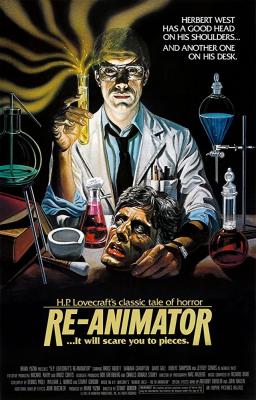 Re-Animator 1: คนเปลี่ยนหัวคน ภาค 1 (1985)