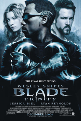 Blade 3 เบลด พันธุ์ฆ่าอมตะ ภาค 3 (2004)