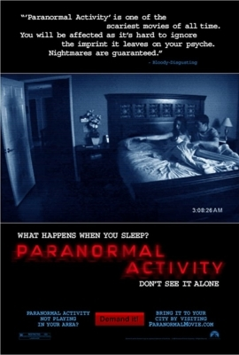 Paranormal Activity 1 เรียลลิตี้ ขนหัวลุก ภาค 1 (2007)