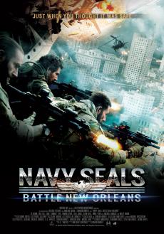 Navy SEALs vs Zombies: Battle for New Orleans หน่วยจู่โจมทะลวงเมืองซอมบี้ (2016)