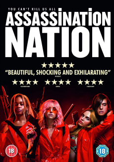 Assassination Nation แอสแซสซิเนชั่น เนชั่น (2018)