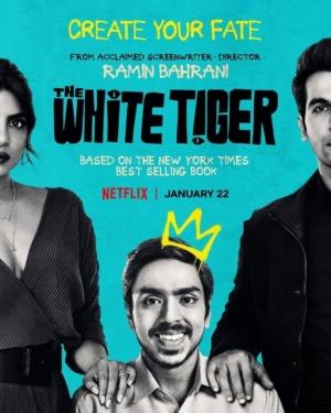 The White Tiger พยัคฆ์ขาวรำพัน (2021)
