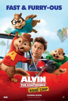 Alvin and the Chipmunks 4: The Road Chip แอลวิน กับสหายชิพมังค์จอมซน ภาค4 (2015)