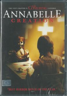 Annabelle 2: Creation แอนนาเบลล์ ภาค2: กำเนิดตุ๊กตาผี (2017)