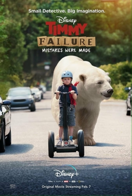 Timmy Failure: Mistakes Were Made ความผิดพลาดที่ทำให้ ทิมมีเกิดขึ้น (2020)
