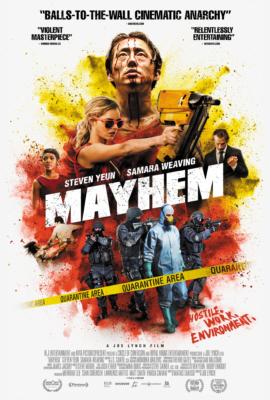 Mayhem เชื้อคลั่ง พนักงานพันธุ์โหด (2017)