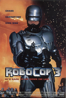 RoboCop 3 โรโบค็อป ภาค3(1993)