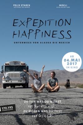 Expedition Happiness การเดินทางสู่ความสุข (2017)