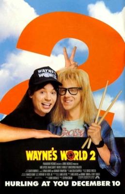 Wayne's World 2 โลกกะต๊องส์ของนายเวนย์ 2 (1993)