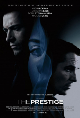 The Prestige ศึกมายากลหยุดโลก (2006)