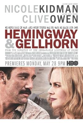 Hemingway & Gellhorn เฮ็มมิงเวย์กับเกลฮอร์น จารึกรักกลางสมรภูมิ (2012)