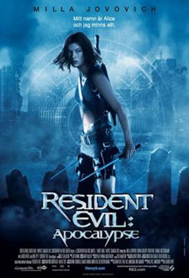Resident Evil ผีชีวะ ผ่าวิกฤตไวรัสสยองโลก ภาค2(2004)