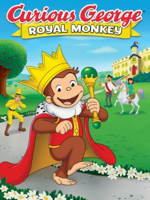 Curious George: Royal Monkey คิวเรียส จอร์จ: รอยัล มังกี้ (2019)