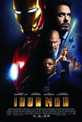Iron Man 1 มหาประลัยคนเกราะเหล็ก ภาค1 (2008)