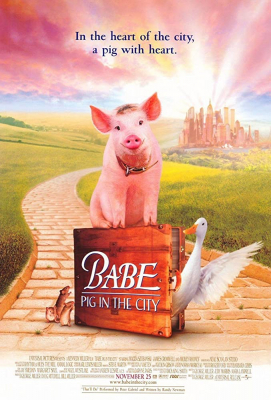 Babe 2: Pig in the City เบ๊บ หมูน้อยหัวใจเทวดา ภาค2 (1998)
