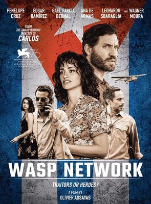 Wasp Network เครือข่ายอสรพิษ (2019)