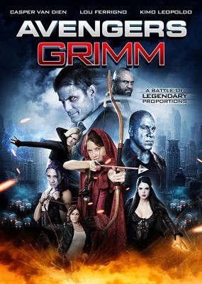 Avengers Grimm สงครามเวทย์มนตร์ข้ามมิติ (2015)
