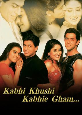 Kabhi Khushi Kabhie Gham ฟ้ามิอาจกั้นรัก (2001)Kabhi Khushi Kabhie Gham ฟ้ามิอาจกั้นรัก (2001)
