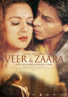 Veer-Zaara อานุภาพรักเหนือแผ่นดิน (2004)