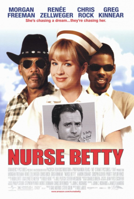 Nurse Betty พยาบาลเบ็ตตี้ สาวจี๊ดจิตไม่ว่าง (2000)