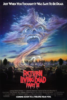 Return of the Living Dead 2 ผีลืมหลุม 2 (1988)
