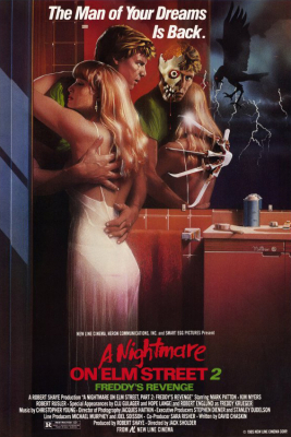 A Nightmare on Elm Street 2: Freddy's Revenge นิ้วขเมือบ (1985)