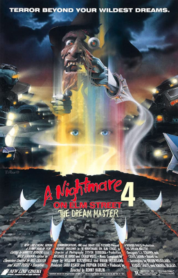 A Nightmare on Elm Street 4: The Dream Master นิ้วเขมือบ (1988)